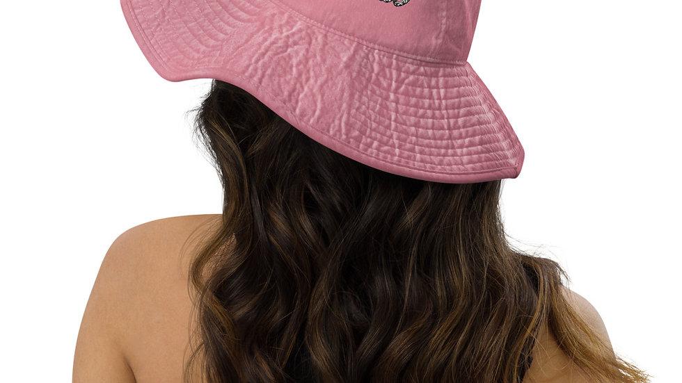 Falöô Wide brim bucket hat