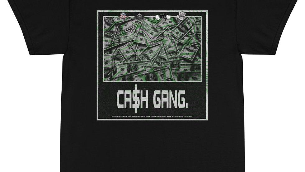 Mr.Nikmoney - Cash Gang (Rec. by Cooler Ruler) Short Sleeve T-Shirt