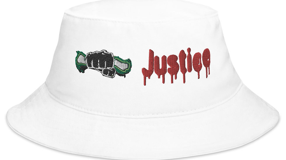 Bloody Justice $CASH$ Bucket Hat