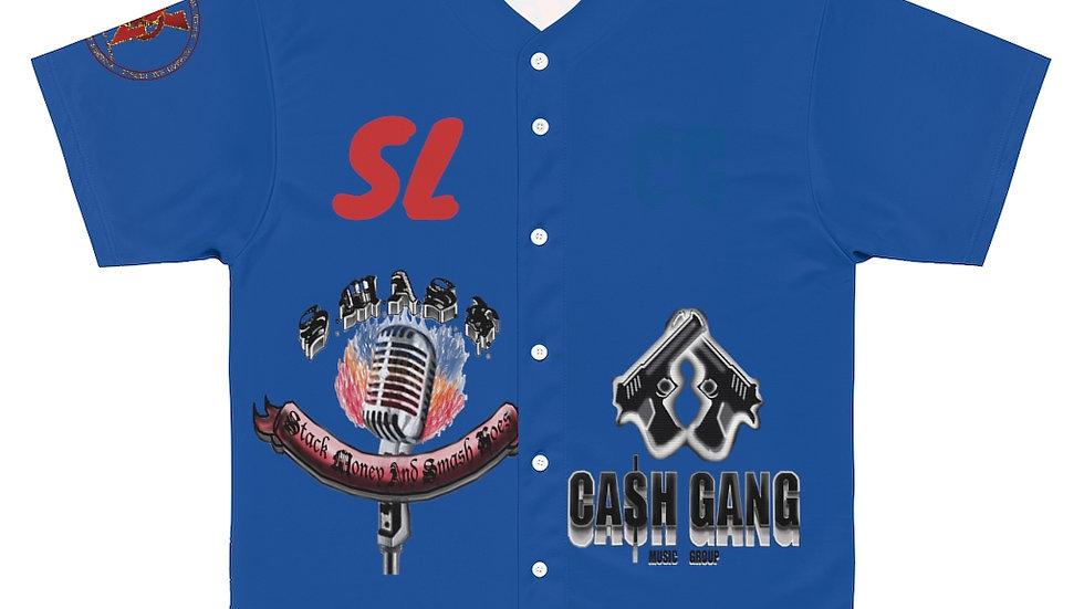 SLCG Men's Baseball Jersey