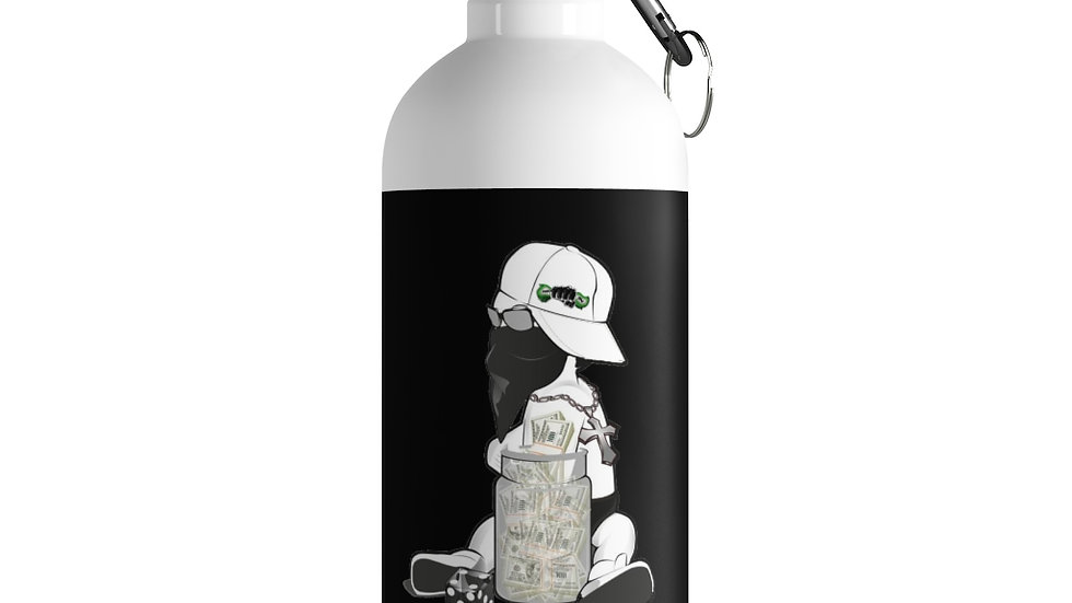Baby Cash Stainless Steel Water Bottle