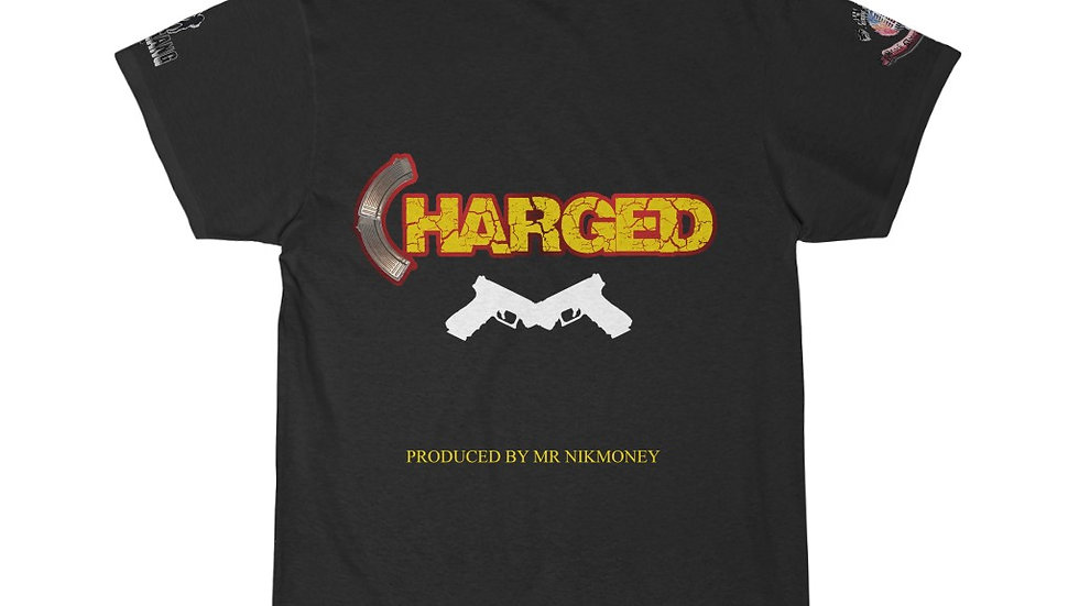 Charged (Prod. By Mr.Nikmoney) Men's Short Sleeve Tee