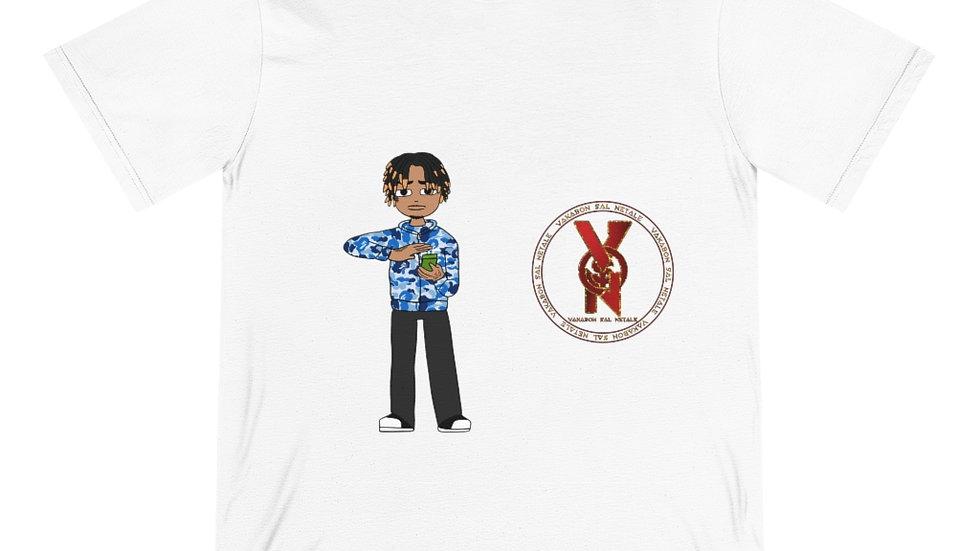 Mr.Nikmoney x V.S.N x Falôö Organic Staple T-shirt