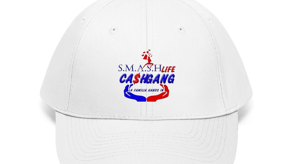 Smash Life Cash Gang Unisex Twill Hat