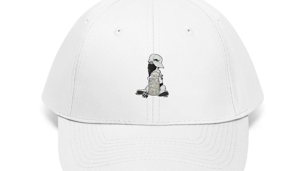 Baby Cash Unisex Twill Hat