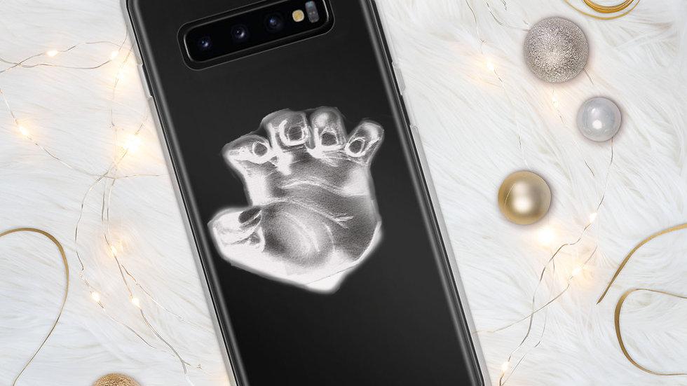 Hands In Samsung Case