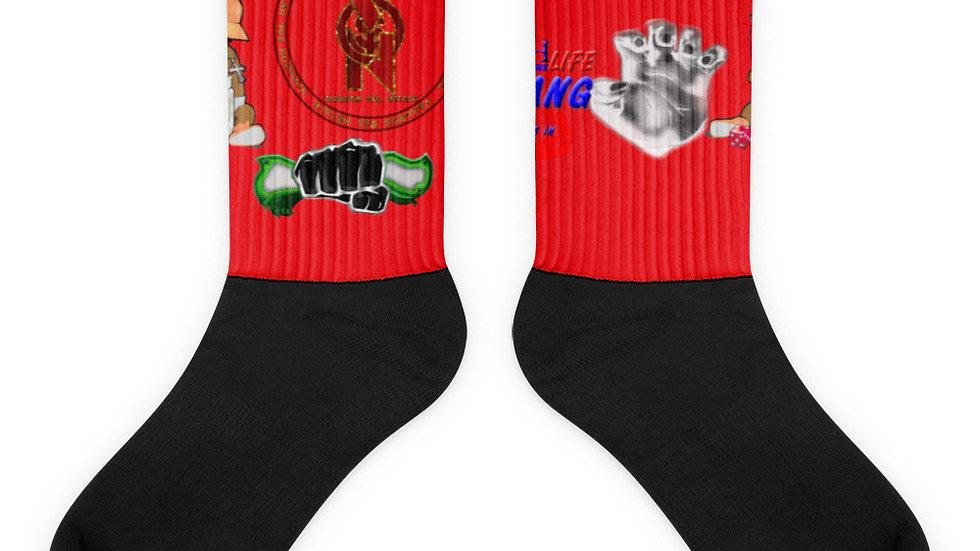 SLCG X V.S.N Socks