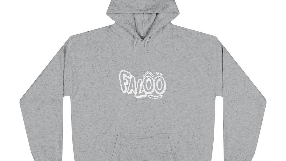 Falöô Unisex EcoSmart® Pullover Hoodie Sweatshirt