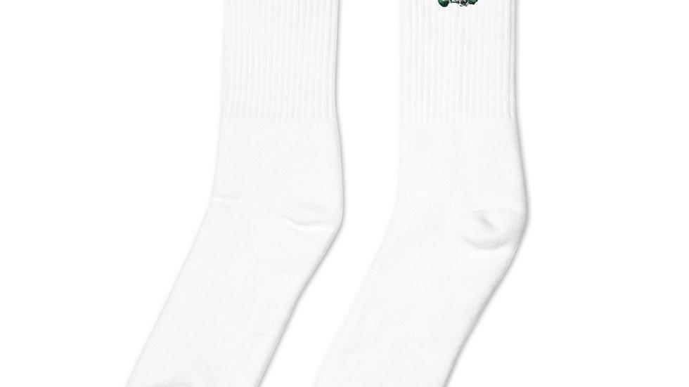 $CASH$ Embroidered socks