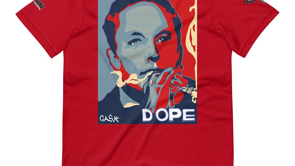 Dope Curve x SLCG Short-Sleeve Unisex T-Shirt