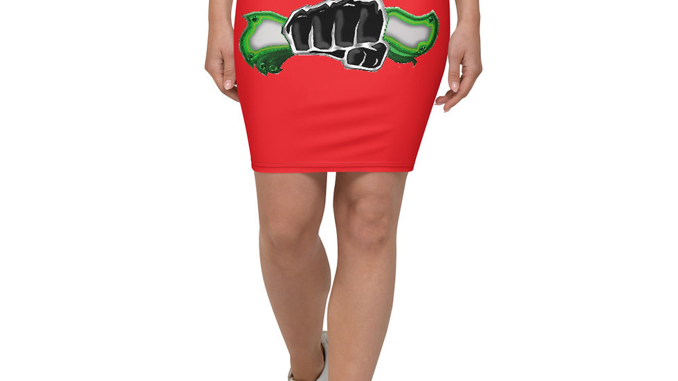 $CASH$ Pencil Skirt