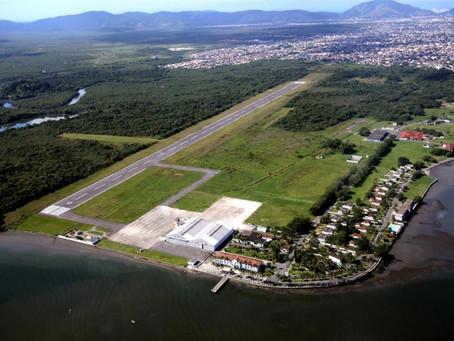 INFRAERO APRESENTA PROJETO DE TERMINAL DE PASSAGEIROS MODULAR PARA O AEROPORTO DE GUARUJÁ