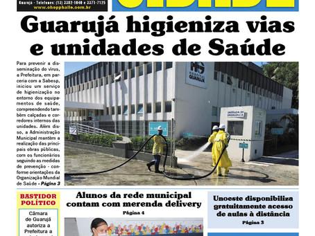 JORNAL DA CIDADE - NAS BANCAS E PRINCIPAIS CENTROS COMERCIAIS