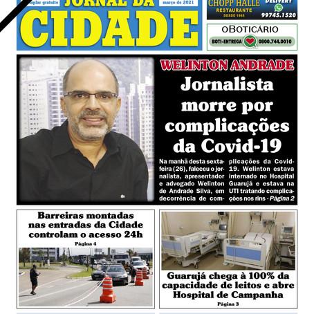 JORNAL DA CIDADE - EDIÇÃO ESPECIAL