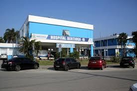 HOSPITAL DE BERTIOGA REGISTRA 100% DE OCUPAÇÃO EM LEITOS DE UTI