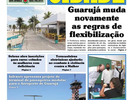 JORNAL DA CIDADE - NA INTERNET, FACEBOOK E PRINCIPAIS PONTOS DA CIDADE