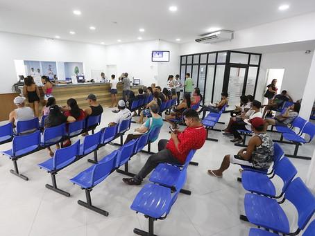 UPAS DE GUARUJÁ REGISTRAM MAIS DE 2,5 ATENDIMENTOS