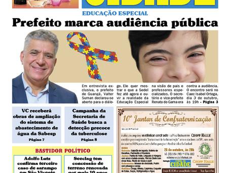 O JORNAL DA CIDADE - NAS BANCAS E PRINCIPAIS CENTROS COMERCIAIS