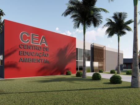 BERTIOGA GANHA CENTRO DE EDUCAÇÃO AMBIENTAL