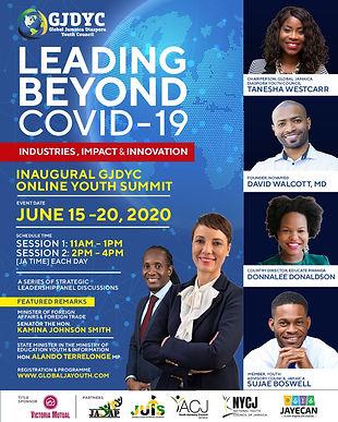 GJDYC Online Youth Summit