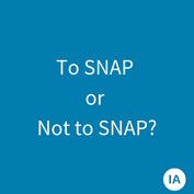 To SNAP or Not to SNAP?