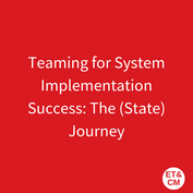 34._Teaming for System Implementation Su