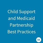 """Medicaid referrals are an important segment of the child support caseload, with the potential to positively impact performance and cost effectiveness.  When they are received, that is.  And when those received are appropriate.  Medicaid referrals from the streamlined application through the Healthcare Marketplace have been challenging child support agencies for nearly ten years.  Issues include no eligible child or custodial parent, insufficient information about the noncustodial parent, and lack of attention to good cause.  Determining if the case should be opened, or finding enough information to work it, has become resource intensive.  Some states are no longer even processing Medicaid referrals.  Yet some agency leaders have found ways to overcome the challenges, to successfully partner with their Medicaid counterparts, and to make Medicaid referrals a valuable segment of their caseloads, including collecting millions in medical support payments or cost recovery.  Child support and Medicaid agency leadership can work together to ensure appropriate cases are referred and have the necessary information to proceed.  Find out what these leaders from several states have done.  If you are looking for ways to make Medicaid referrals a meaningful part of your caseload, come learn about the approaches your colleagues are taking."""""""