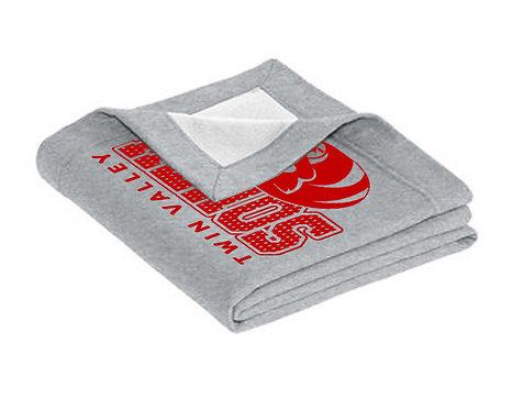 TVS Sweatshirt Blanket