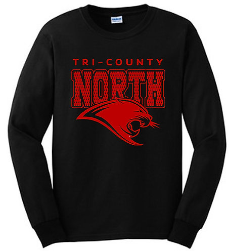 Tri-County North Long Sleeved T-Shirt
