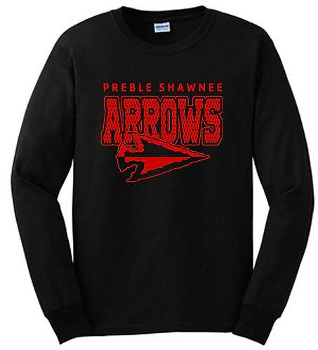Preble Shawnee Long Sleeved T-Shirt