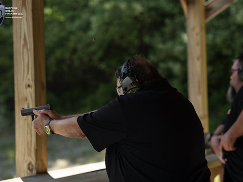 HANDGUN II SKILL BUILDER TWO DAY COURSE