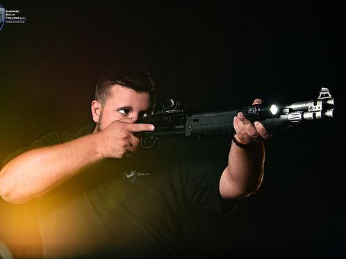 LOW LIGHT SHOTGUN