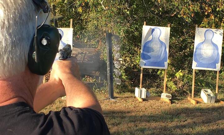 Defensive Handgun 200