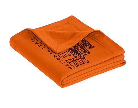 National Trail Sweatshirt Blanket