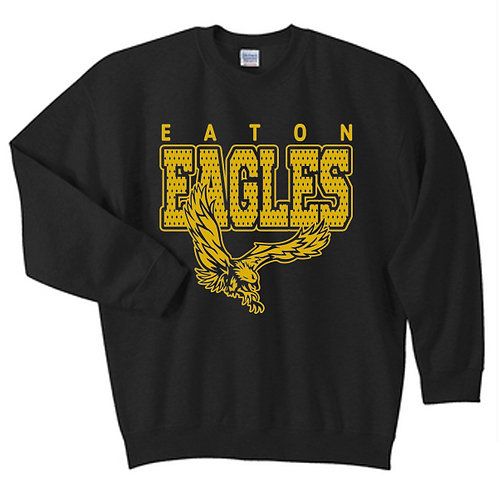Eaton Eagles Crew Neck Sweatshirt