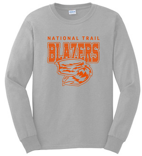 National Trail Long Sleeved T-Shirt