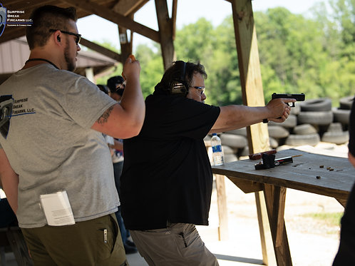 DEFENSIVE HANDGUN II INSTRUCTOR *TWO DAY COURSE