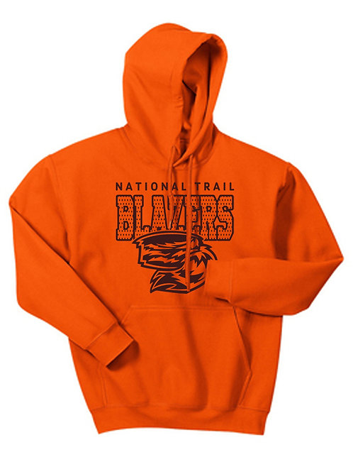 National Trail Hooded Pullover Sweatshirt