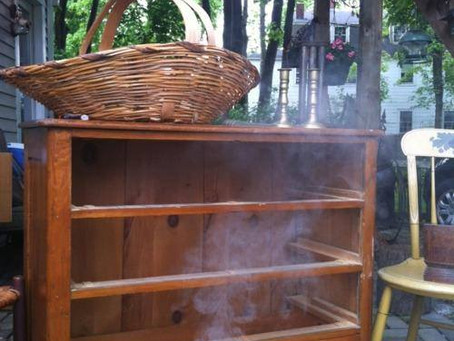 Cleansing Antiques or Used Items Before Bringing Into Your Home