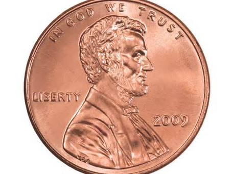 Pennies from the Spirit Realm