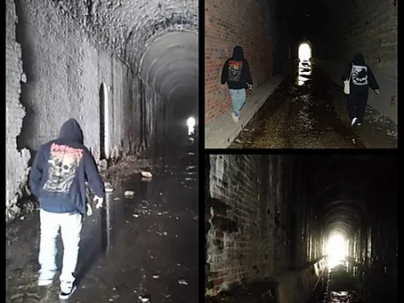 Flinderation Tunnel