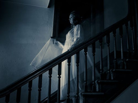 Ghosts That Are Unaware They Are Deceased