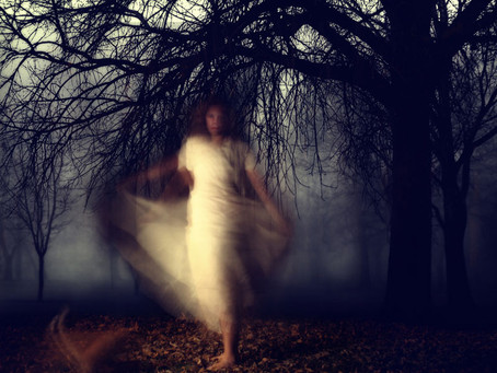 The Color of Ghosts: White Lady and Grey Lady Meanings