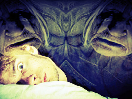 People All Over the World Are Reporting Sleep Paralysis Creatures Known as Night Hags