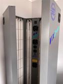 24 VX standing model open door