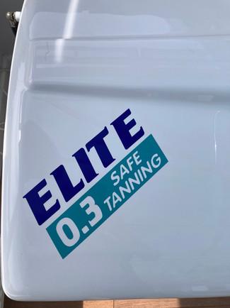 Elite 0.3 safe tanning
