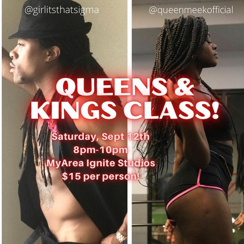 Queens & Kings Class