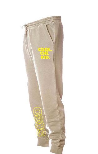 SoGo Yellow Sweatpants