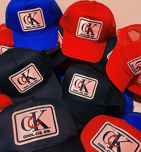 cCK Kids Trucker Hat