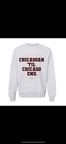 Til the End Sweatshirt